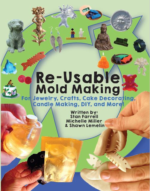 Free Mold Making Guide and Tutorials for Making Your Own Molds